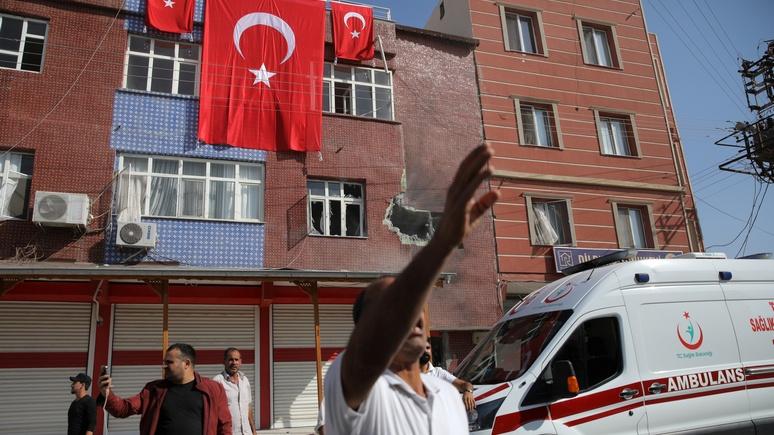 Guardian: Эрдоган смог невозможное — объединить всех игроков против себя