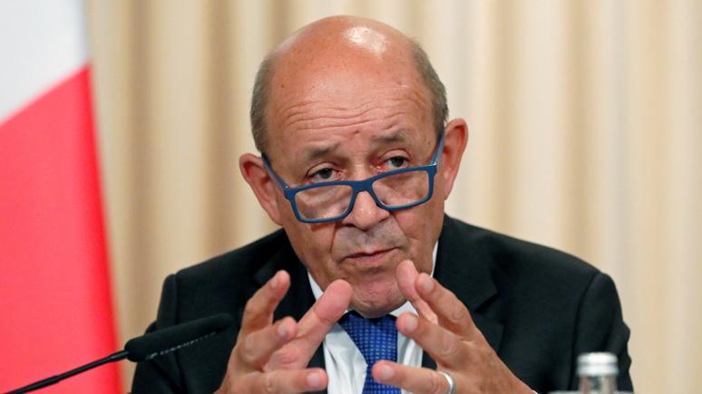 Глава МИД Франции: Турция сводит на нет пять лет борьбы с терроризмом
