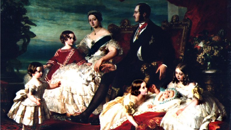 Times: исследование показало — наиболее счастливыми британцы были в викторианскую эпоху