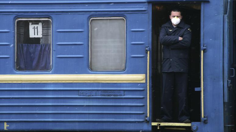 Вести: Украина не отменит железнодорожное сообщение с Россией из-за его прибыльности