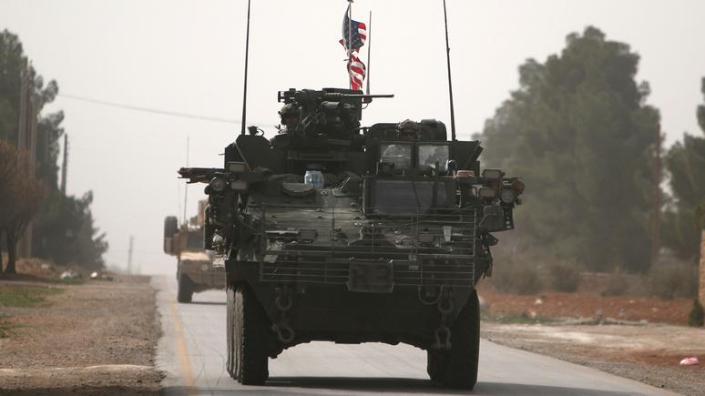 Ouest-France: американское предательство в Сирии повысило шансы на возрождение ИГ