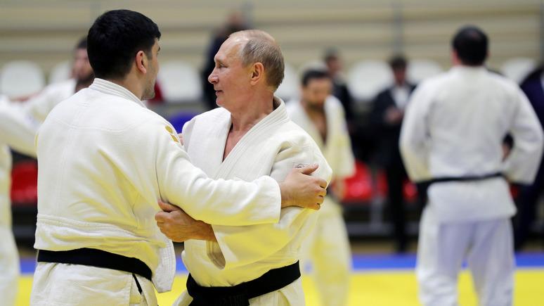 Die Welt выяснила, почему российская элита стремится в «бойцовский клуб»
