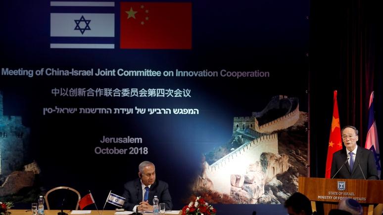 Haaretz: на смену США на Ближнем Востоке придёт не Россия, а Китай