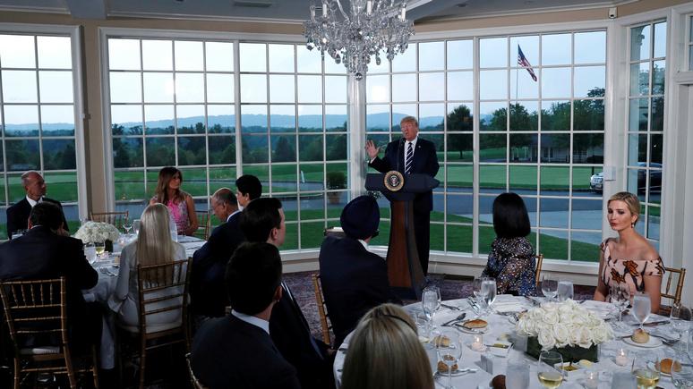 CNN: G7 на курорте Трампа — президента подозревают в попытке нажиться на саммите