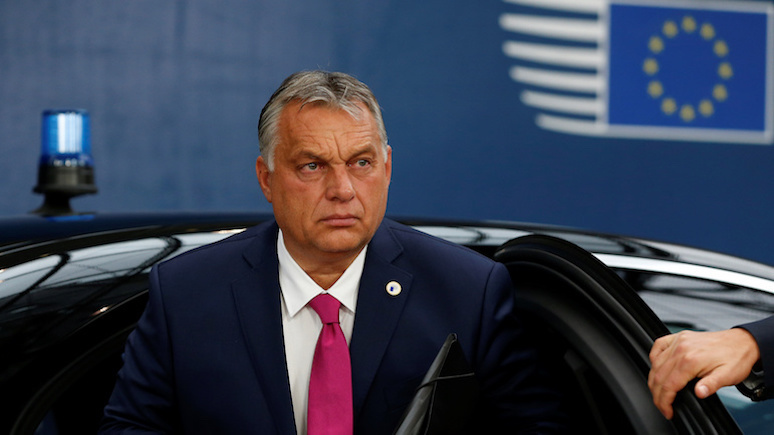 Polskie Radio: Орбан собрался силой защищаться от притока мигрантов
