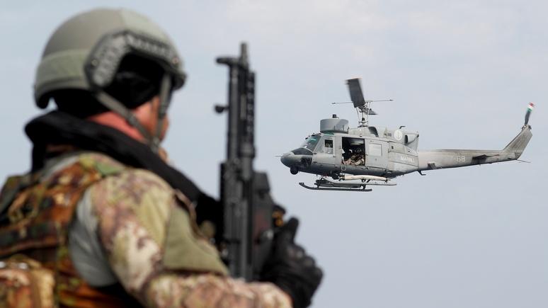 Business Insider: пока все смотрят на Сирию, НАТО готовится к войне в сердце Европы