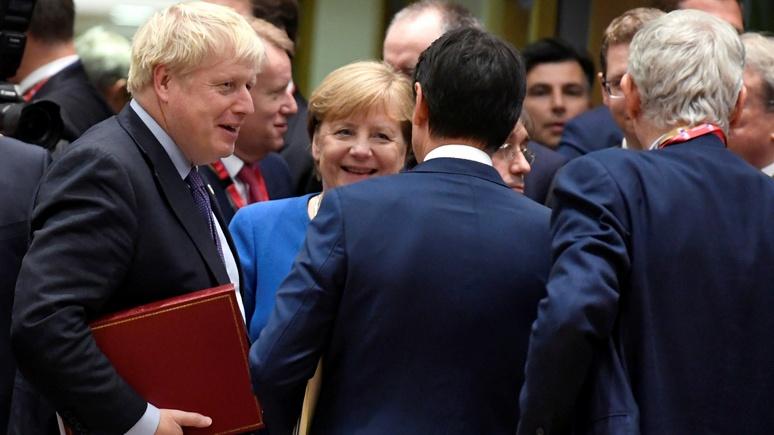 Le Monde назвала «горьким компромиссом» новое соглашение по брекситу