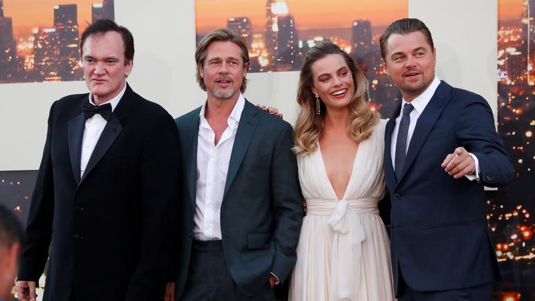 HR: Китай отложил премьеру «Однажды в… Голливуде» по просьбе дочери Брюса Ли