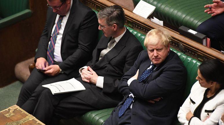 Guardian: Джонсон потерпел очередное поражение в парламенте