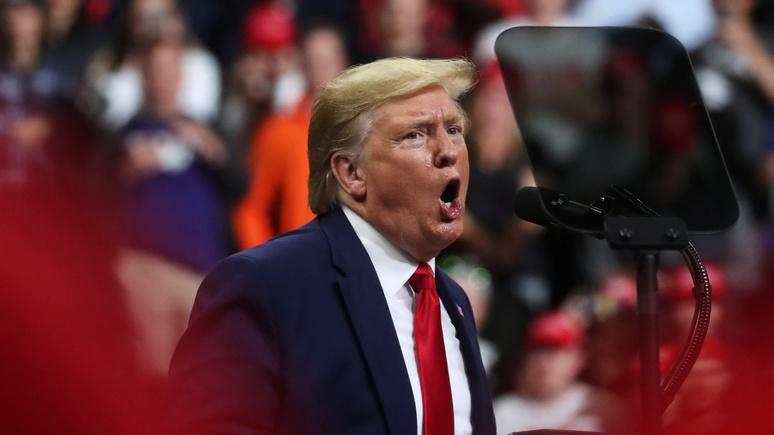 El País: Трамп сделал Вашингтон самым опасным местом в мире