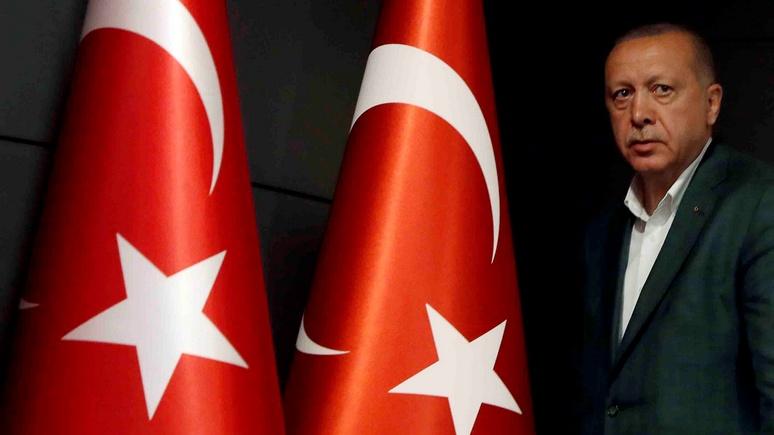 RP: пугающие слова — пока Путин и Меркель совещались, Эрдоган пригрозил «раздавить головы» курдским бойцам