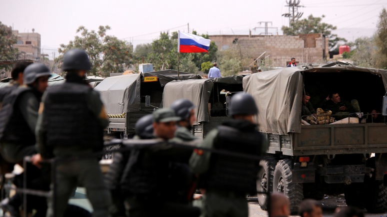 Die Welt присудила России «победу без войны» в Сирии