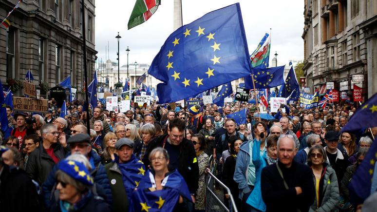 Independent: британцы за новый референдум — петиция набрала более 240 тысяч подписей
