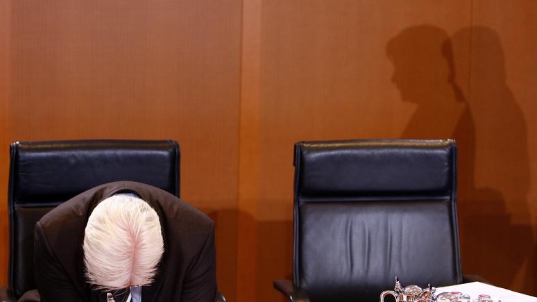 «Беспорядочные пустые фразы»: Der Tagesspiegel объяснил, почему от речей Меркель клонит в сон