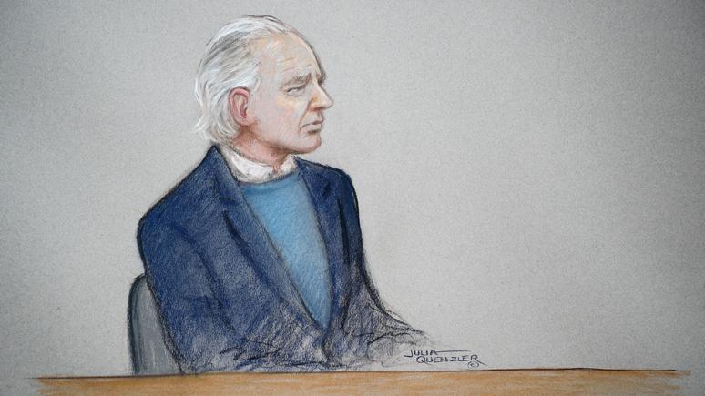 Guardian: суд отказал Ассанжу в отсрочке, на которой настаивали его адвокаты
