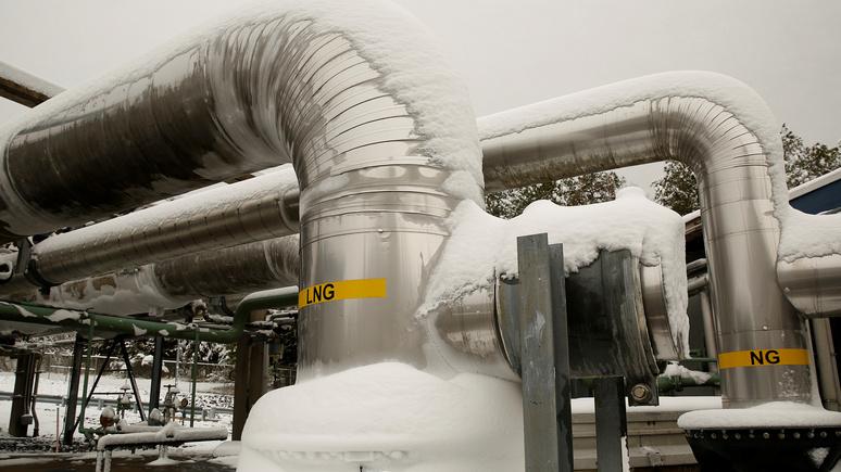 BFM TV: США втрое увеличили поставки сланцевого газа в Европу для конкуренции с Россией