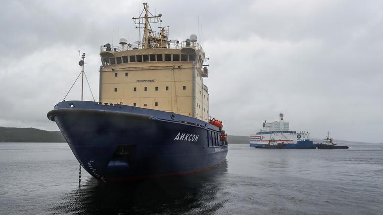 Французский эксперт: спасти планету помогут не протесты экоактивистов, а инновации вроде российской плавучей АЭС