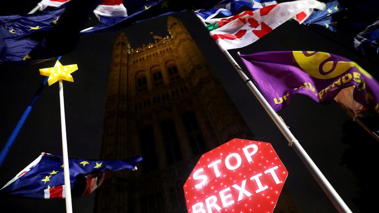 Die Zeit: фарс брексита затянулся — Великобритании нужен ещё один референдум