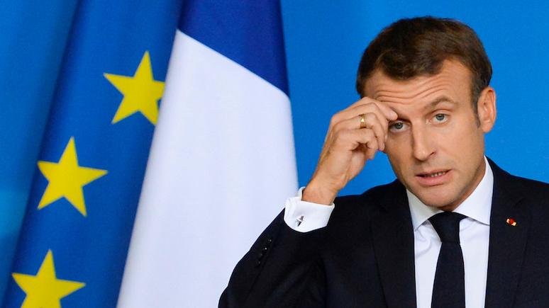 TVP Info: амбициозные идеи Макрона не помогают Европе, а лишь раскалывают её