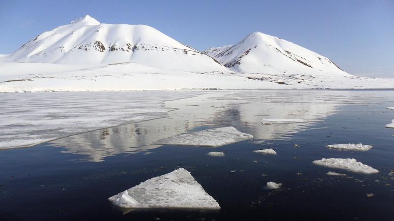 Le Figaro: российская экспедиция открыла пять арктических островов из-за растаявших ледников