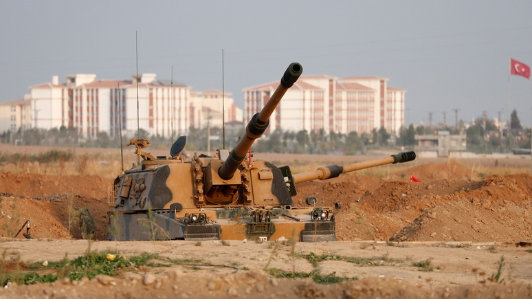 Der Tagesspiegel: идея Германии о «голубых касках» в Сирии вряд ли понравится России и Турции