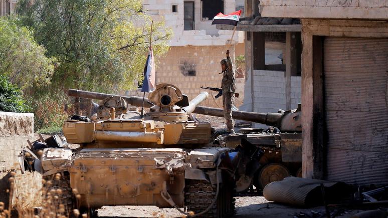 Die Welt: конфликт в Сирии привёл к глобальному поражению Запада и усилению позиций России