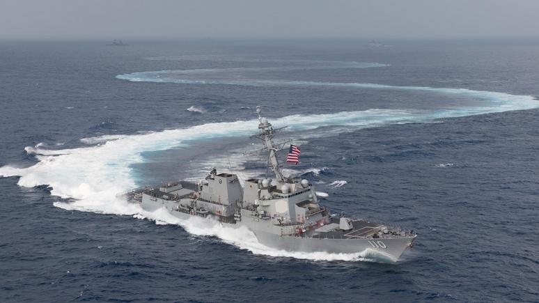 WSJ: США пытаются распределить ресурсы для сокращения военной уязвимости перед Китаем