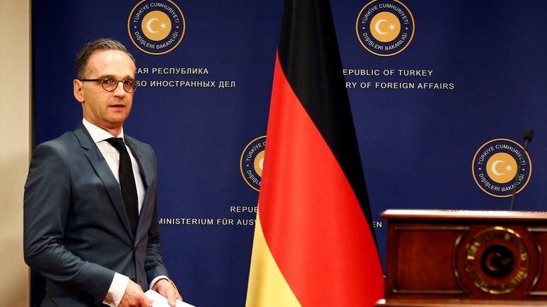 Der Tagesspiegel: немецкие политики ополчились на главу МИД ФРГ за «раболепство» перед Турцией