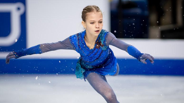 WSJ: «женщины заявляют, что не уступают мужчинам» — российские фигуристки поражают мир четверными прыжками