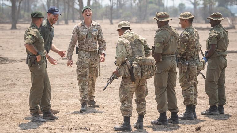 DM: солдаты на стероидах и амфетамине — в британской армии задумались, как улучшить результаты