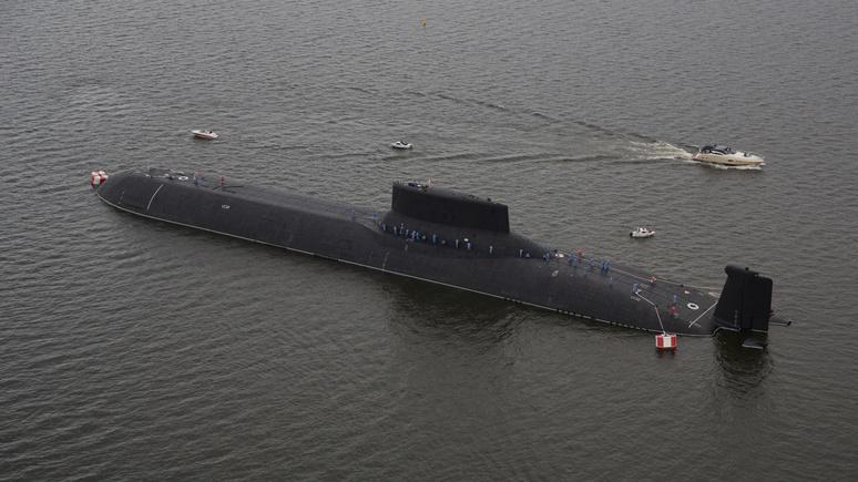 Ouest-France: Россия проводит масштабные подводные учения в Северной Атлантике
