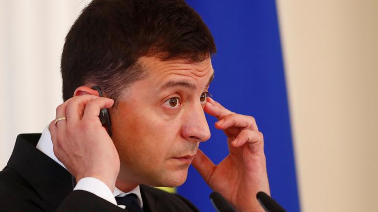 УП: Зеленский рассказал, как хочет вернуть Крым и Донбасс