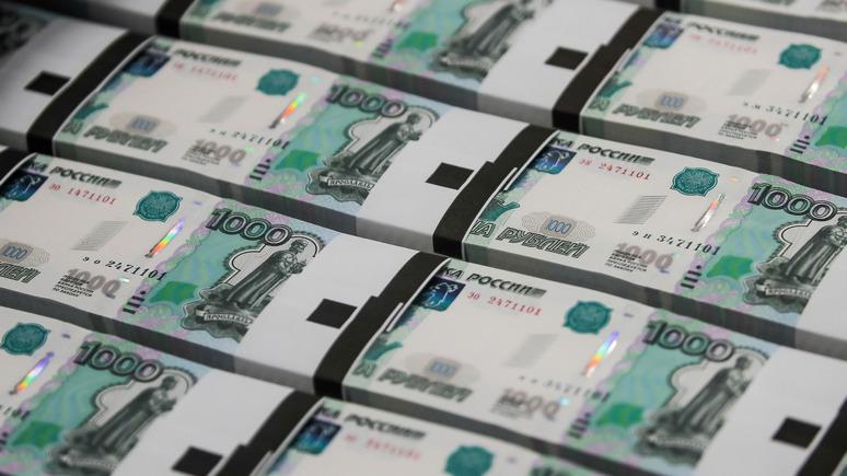 Focus: рубль возвращается на мировую арену после санкций и шока от нефтяных цен