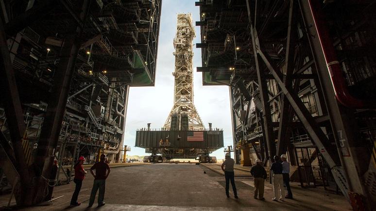 National Interest: новая гонка в космосе уже идёт, и Россия в ней побеждает