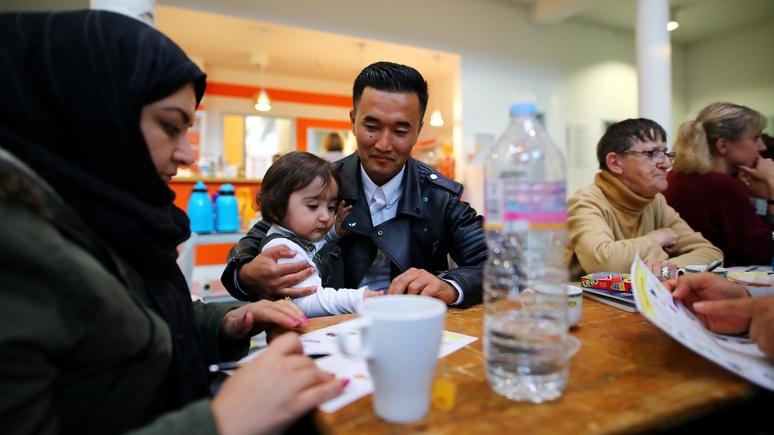 Die Welt: «пёстрая» страна — в Германии будущего каждый третий будет мигрантом