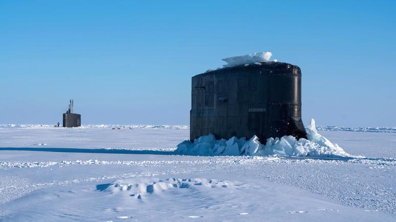 Daily Telegraph: Западу пора поумнеть — и дать отпор Путину в Арктике