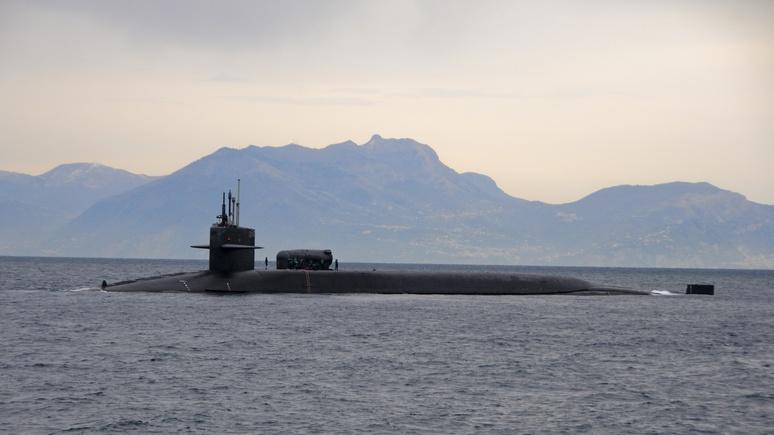 Корреспондент ABC News удостоверился: за Россией «пристально следит» подводный флот США