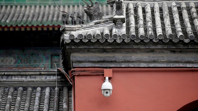 Times: впервые системе распознавания лиц в Китае бросили вызов