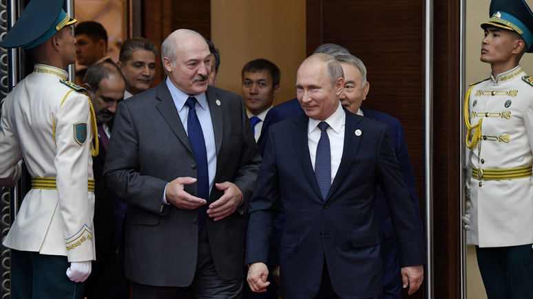 WSJ: западные правительства обхаживают Белоруссию — ради сдерживания России