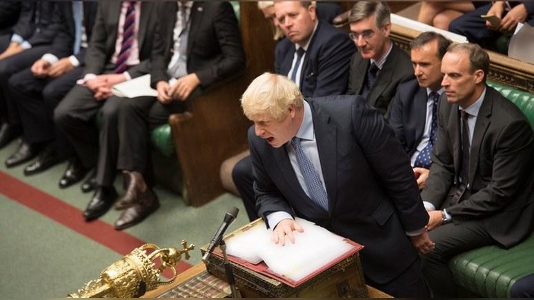 Daily Telegraph: Джонсон сравнил лидера оппозиции со Сталиным
