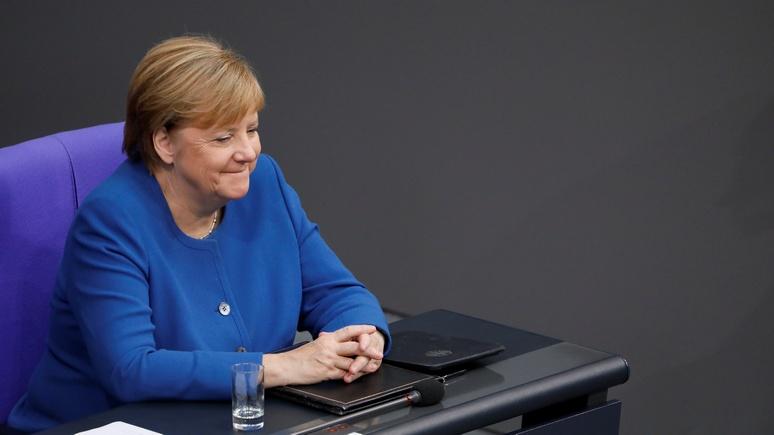 Der Spiegel: «дело рук жителей ГДР» — Меркель назвала «моментом счастья» падение Берлинской стены