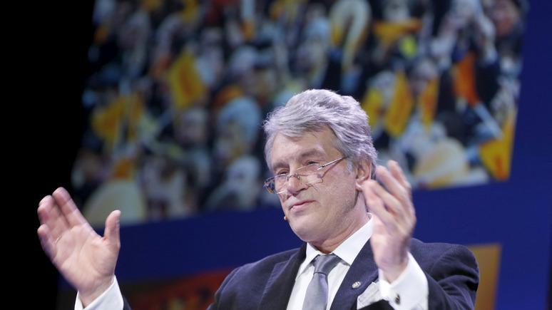 Вести: Зеленский рискует повторить судьбу Виктора Ющенко
