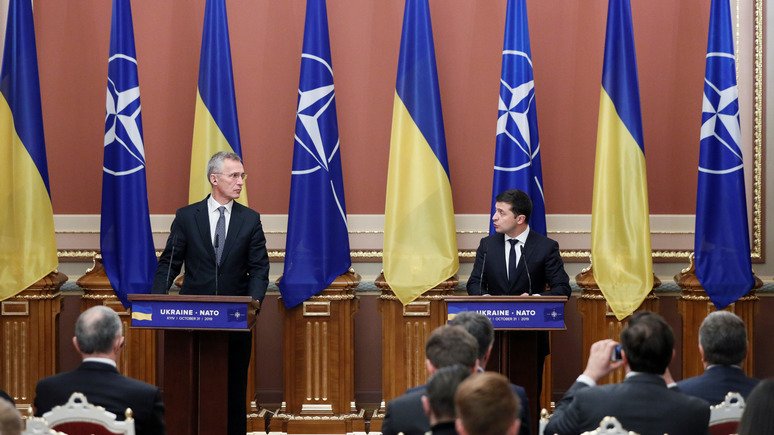 Апостроф: Украина ни на шаг не приблизилась к членству в НАТО