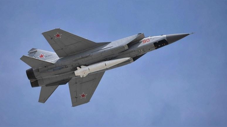 Newsweek: Пентагон признал отставание от России по гиперзвуковому оружию