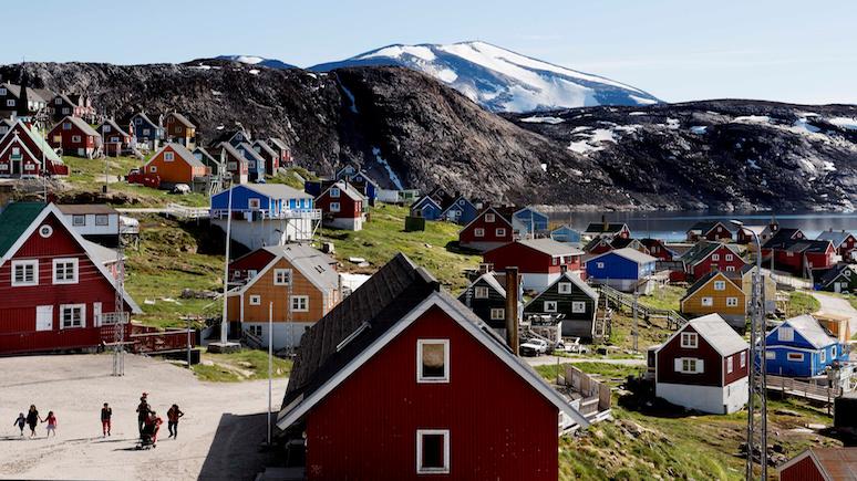 Guardian узнала, как Гренландия помешала США помочь Украине