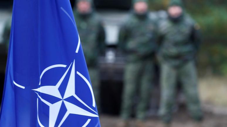 SRF: парадокс НАТО — «смерть мозга» на пике силы