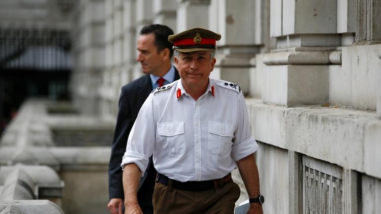 Британский генерал: «беспечность» России может привести к новой глобальной войне