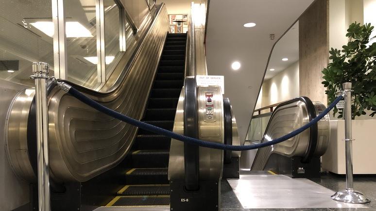 Focus: денег нет, пешком ходите — ООН экономит 38 долларов в день на эскалаторах
