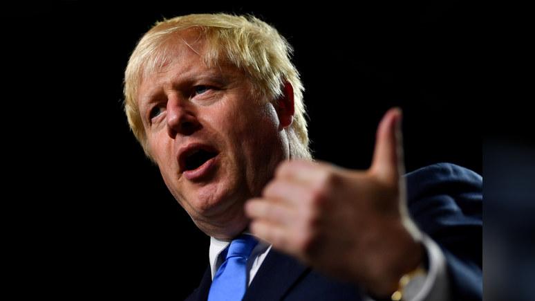 Times назвала российских бизнесменов, которые якобы спонсировали партию Джонсона