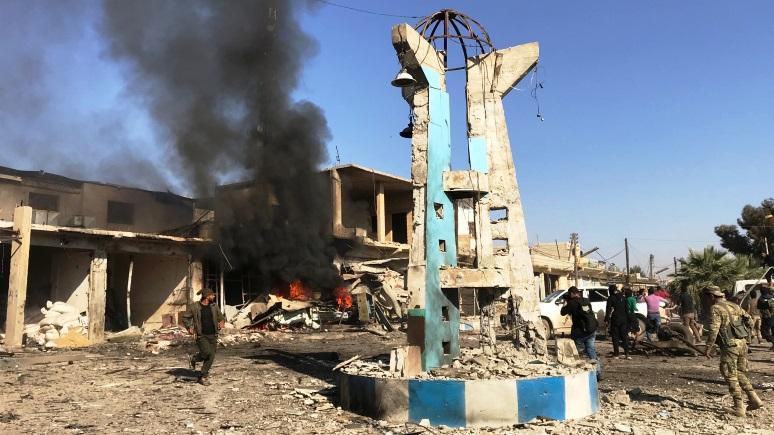 Independent: войну в Сирии на Западе с самого начала представляли неправильно
